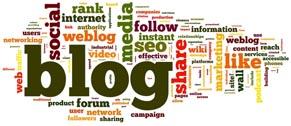 colaboración en blog