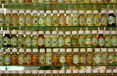 El aceite de argán