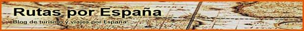 Rutas por España Banner
