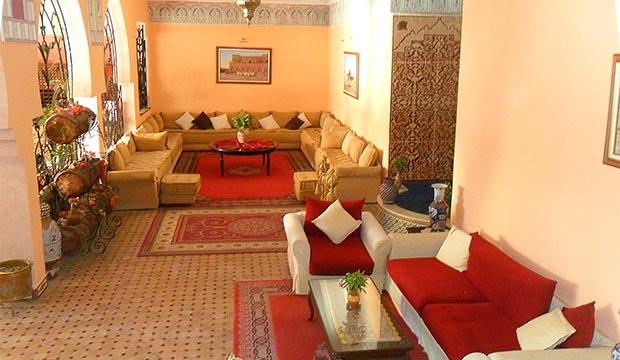 Qu es un riad siente marruecos blog - Casas marroquies ...