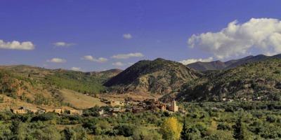El Valle de Ourika