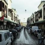 Fez. Barrio judío