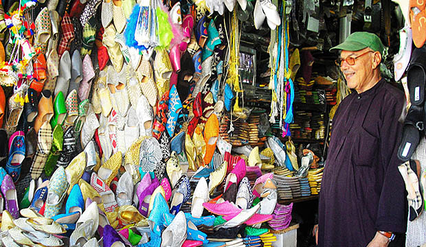 consejos para regatear al viajar a marruecos