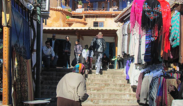 consejos para viajar a marruecos choque cultural