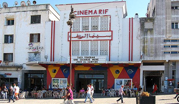 el Cinema Rif que ver en Tánger