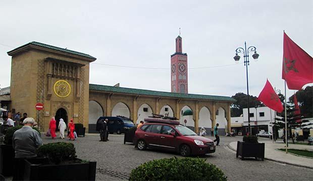 la Mezquita Sidi BOuabid que ver en Tánger