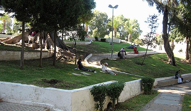 los Jardines de la Mendoubia que ver en Tánger