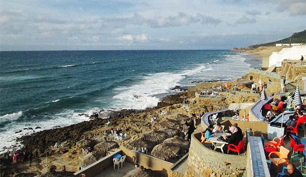 terrazas Cabo Espartel que ver en Tánger