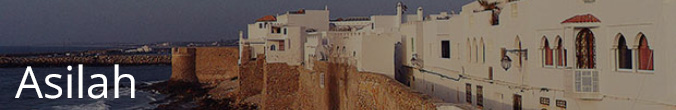 Guía de Marruecos - Asilah