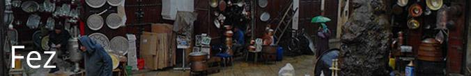 Información sobre Marruecos - Fez