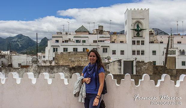 Ana Morales en Marruecos 2
