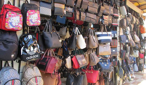 tienda de bolsos en Berkane