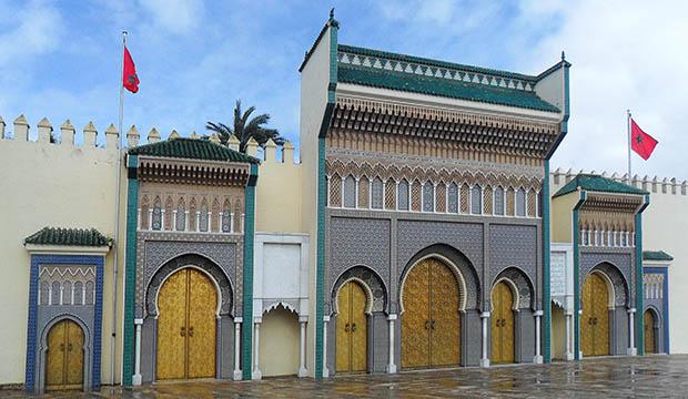 ¿Qué hacer en Fez? Nuestra primera visita obligatoria será el Palacio Real