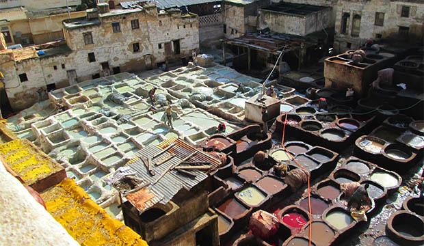 Este es el lugar icónico que visitar dentro de la medina de Fez