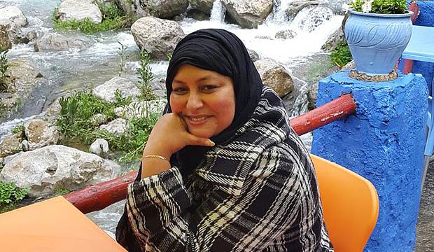 Fatiha del Riad Assilah en Chaouen
