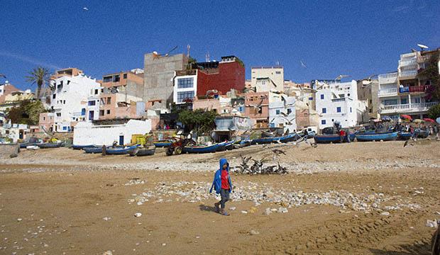 Otro de los sitios costeros que Alex Yus Cobo Filmmaker visitó