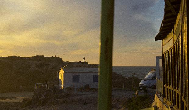 Vistas de uno de los lugares costeros que Alex Yus Cobo Filmmaker visitó en su viaje