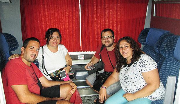 Para desplazarse por Marruecos de forma cómoda es recomendable el tren