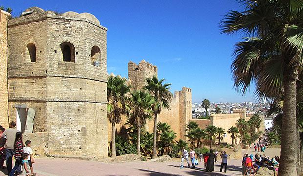 Qué hacer en Rabat - Visitar la Kasbah de las Oudayas