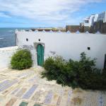 Asilah. Cementerio y Mausoleo de Sidi Ahmed El Mansur