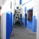 Asilah. Medina