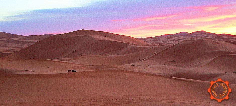 Semana Santa en el Sáhara