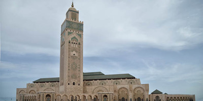 Gran Mezquita Hassan II de Casablanca