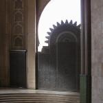 Gran Mezquita Hassan II. Acceso a planta sótano
