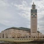 Gran Mezquita Hassan II. Exteriores