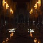 Gran Mezquita Hassan II. Interior