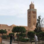 Marrakech. Mezquita Koutoubia