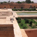 Marrakech. Palacio Badi