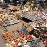 Marrakech. Plaza de las especias