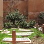 Marrakech. Tumbas Saadíes