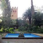 Estanque. Alcazaba de Chaouen