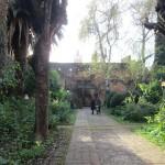 Jardines. Alcazaba de Chaouen