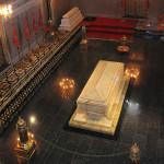 Mausoleo de Mohamed V. Sepulcro de Mohamed V