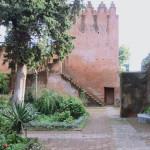 Torre. Alcazaba de Chaouen