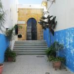 Rabat. Interior de la Kasbah de los Oudayas