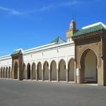 Rabat. Mezquita del Palacio Real