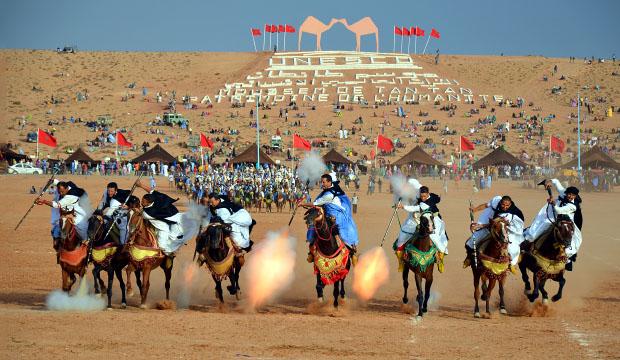 Todas las fechas importantes de Marruecos a un click: Festivales en Marruecos, Competiciones en Marruecos, Fiestas en Marruecos, Festivos en Marruecos, etc
