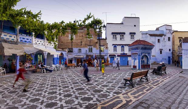 Una de las razones para viajar a marruecos con niños es que aprenden a desconectar