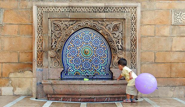 Viajar a marrakech con niños es el mejor regalo que se les puede hacer a ellos