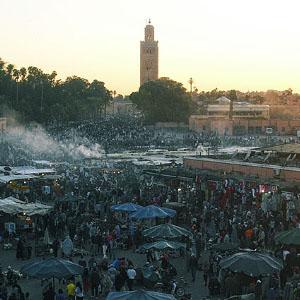 Escapada a Marrakech en tren