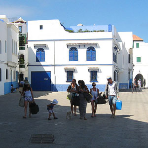 Excursión a Asilah y Tánger desde Tarifa