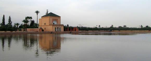 Excursión Jardines de Marrakech
