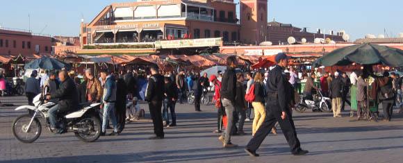 Visita de Marrakech