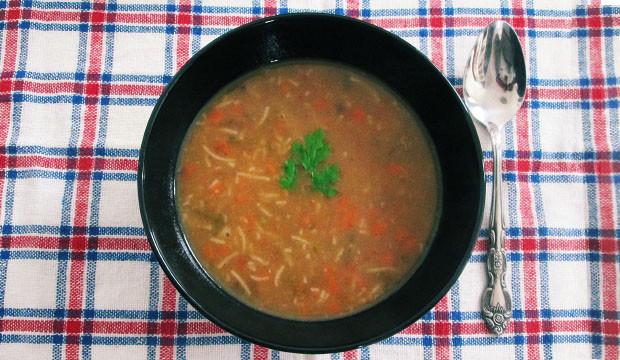Con esta receta de sopa harira marroquí os chuparéis los dedos