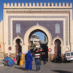 Fez. Bab Bou Jeloud