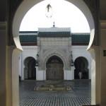 Fez. Mezquita Al Karaounine